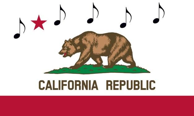 There are 41 California State Symbols