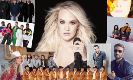Carrie Underwood Tops 2020 Mid-State Fair Lineup