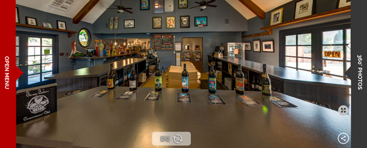 Chronic Cellars Virtual Tour
