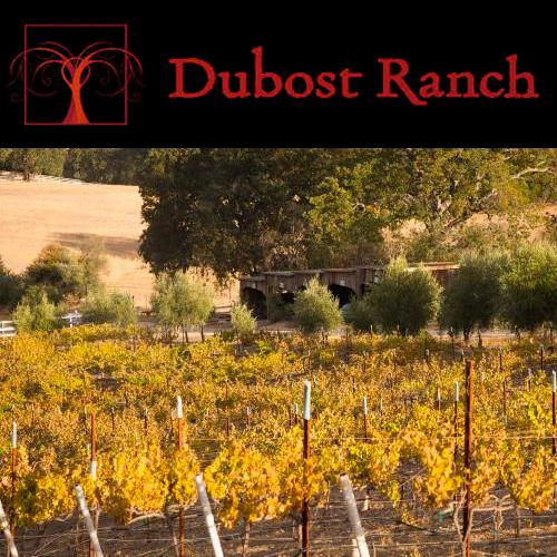 Dubost Ranch logo