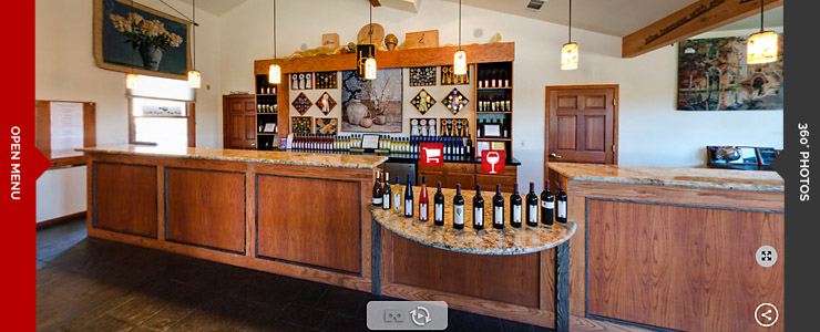 Harmony Cellars Virtual Tour