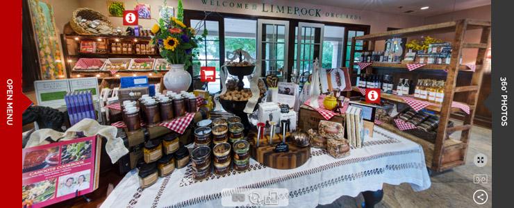 Limerock Orchards Virtual Tour Image