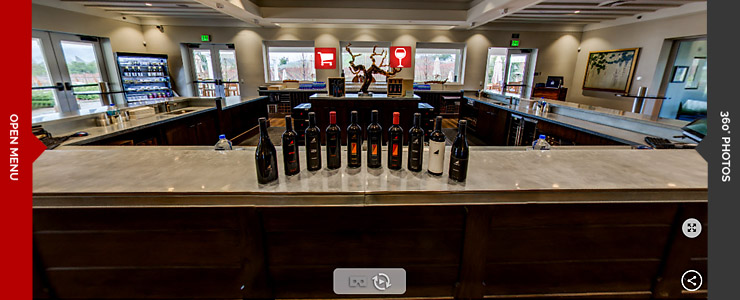 Justin Winery Virtual Tour Image
