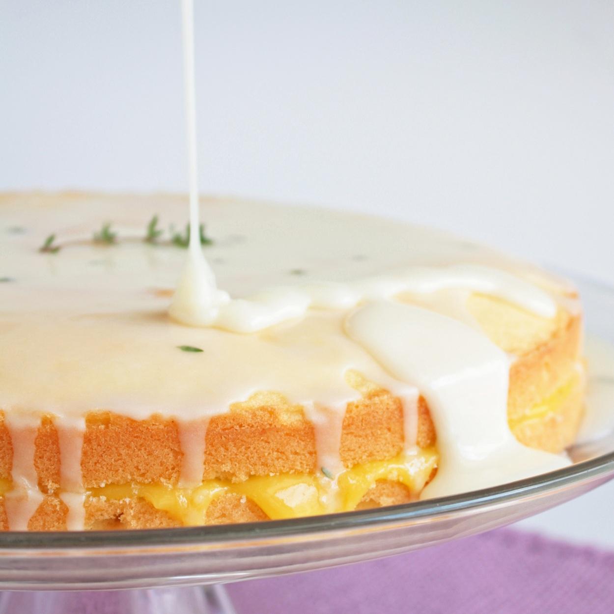 Lemon Olive Oil And Almond Cake You Tube