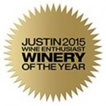JUSTIN Winery of the Year 2015