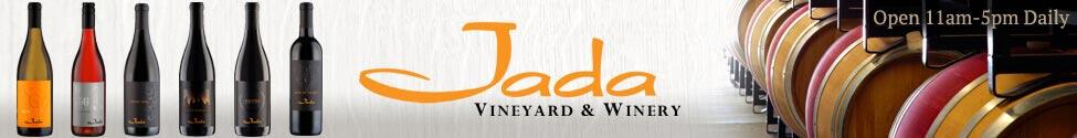 Jada Vineyard & Winery Banner Ad