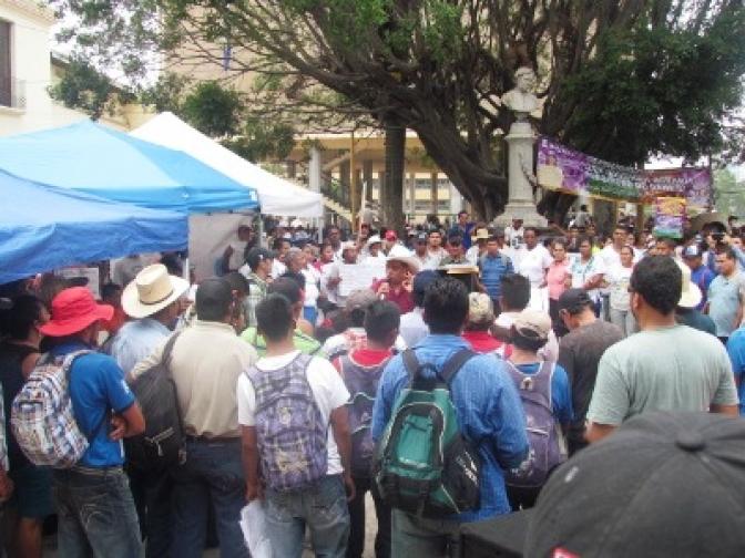 Campesinado exige aprobación de Ley de Reforma Agraria con equidad de Género