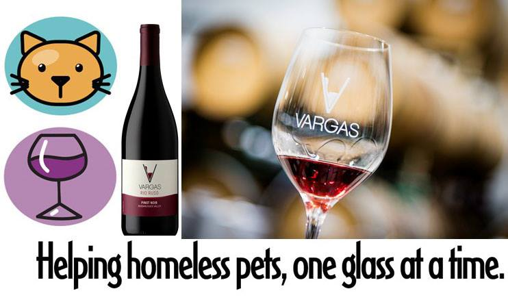 vargas wine for paws