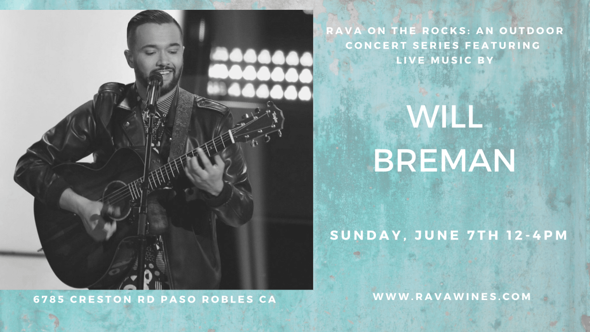 Rava on the Rocks: Live Music by Will Breman