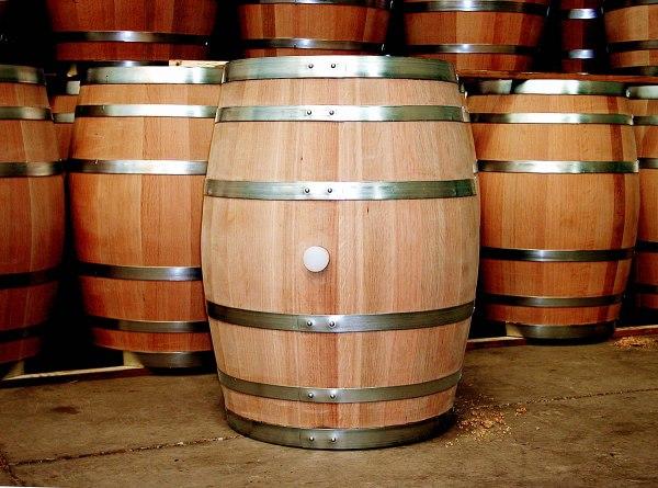 Barrels Paso Wine
