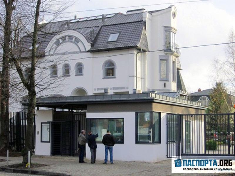 Консульство Германии в Калининграде - официальный сайт, адрес и телефон