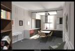 Apartment in Pescara kitchen (first idea)