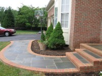 Fourtitude.com - New front porch and sidewalk ideas?