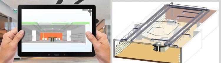 RETAIL DESIGN - BUILDING INFORMATION MODELING