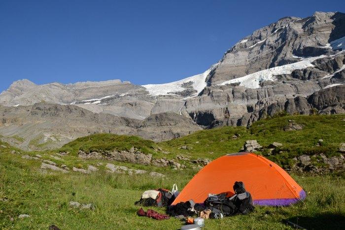 Tour des dents blanches - randonnée bivouac - outdoor - blog trek pasquedescollants.com