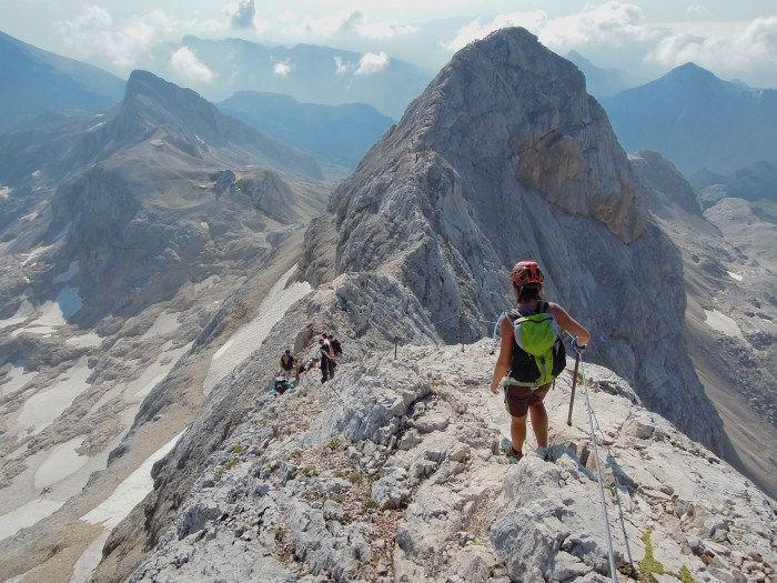 triglav randonnée trek slovenie