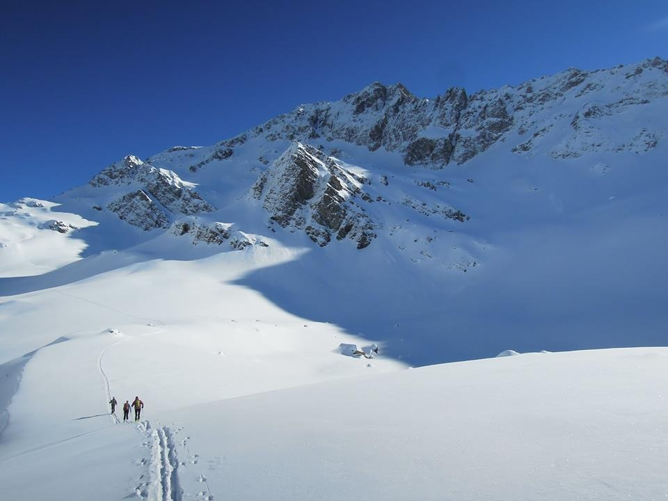 ski de rando