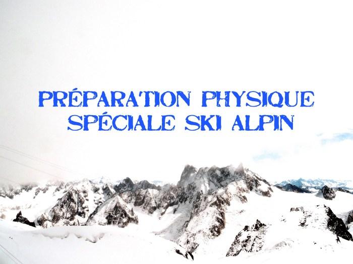 préparation physique entrainement musculation ski alpin cuisse