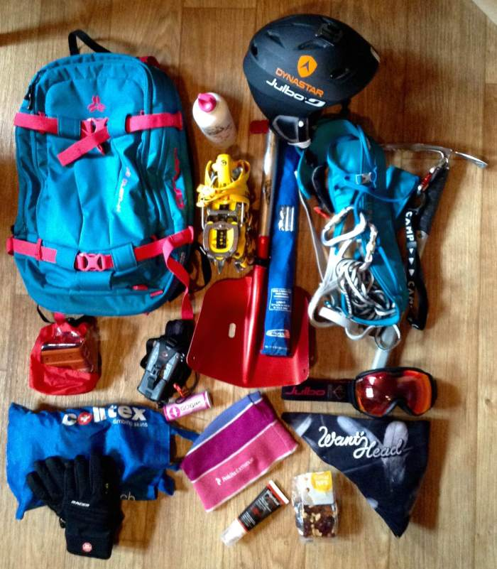 traine ta grolle freerando féminin ski interview sac filles