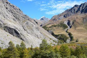 Randonnée en ubaye à l'automne / www.pasquedescollants.com