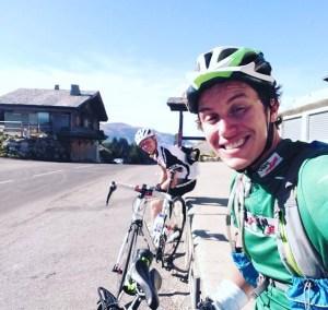 Test sac ultra trail vest montagne CAMP vélo de route
