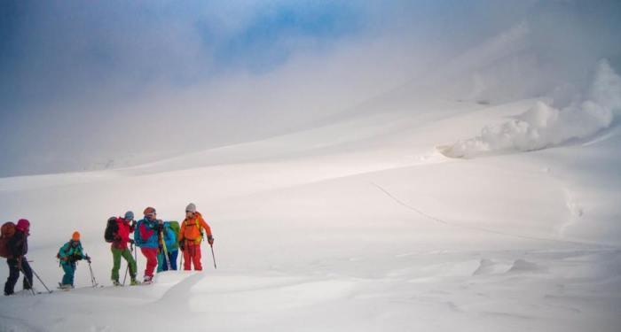 ski de rando à hokkaido skitrip en ski de randonnée - Japon www.pasquedescollants.com