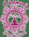 Chamonix yoga festival logo