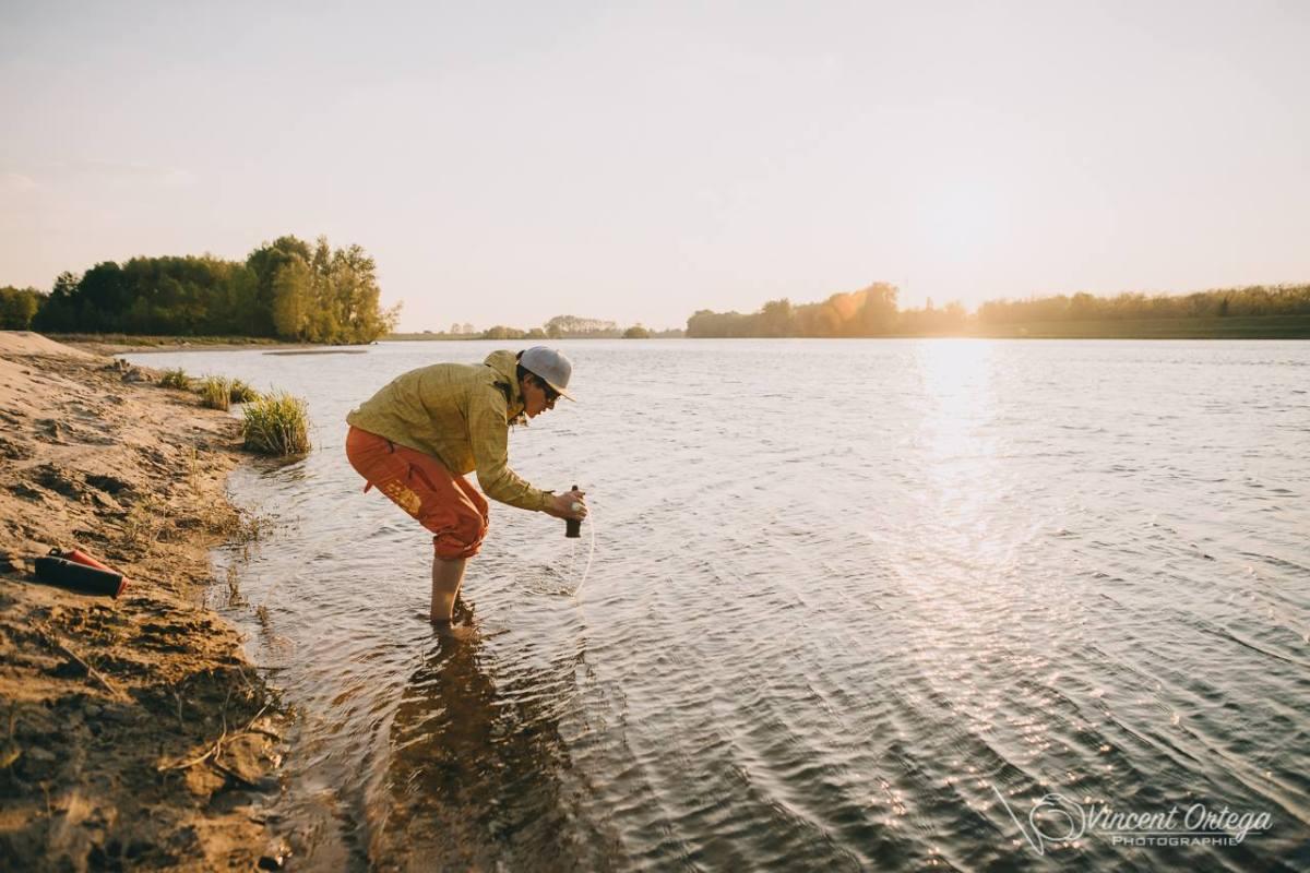 Microaventure: Canoë Bivouac sur la Loire
