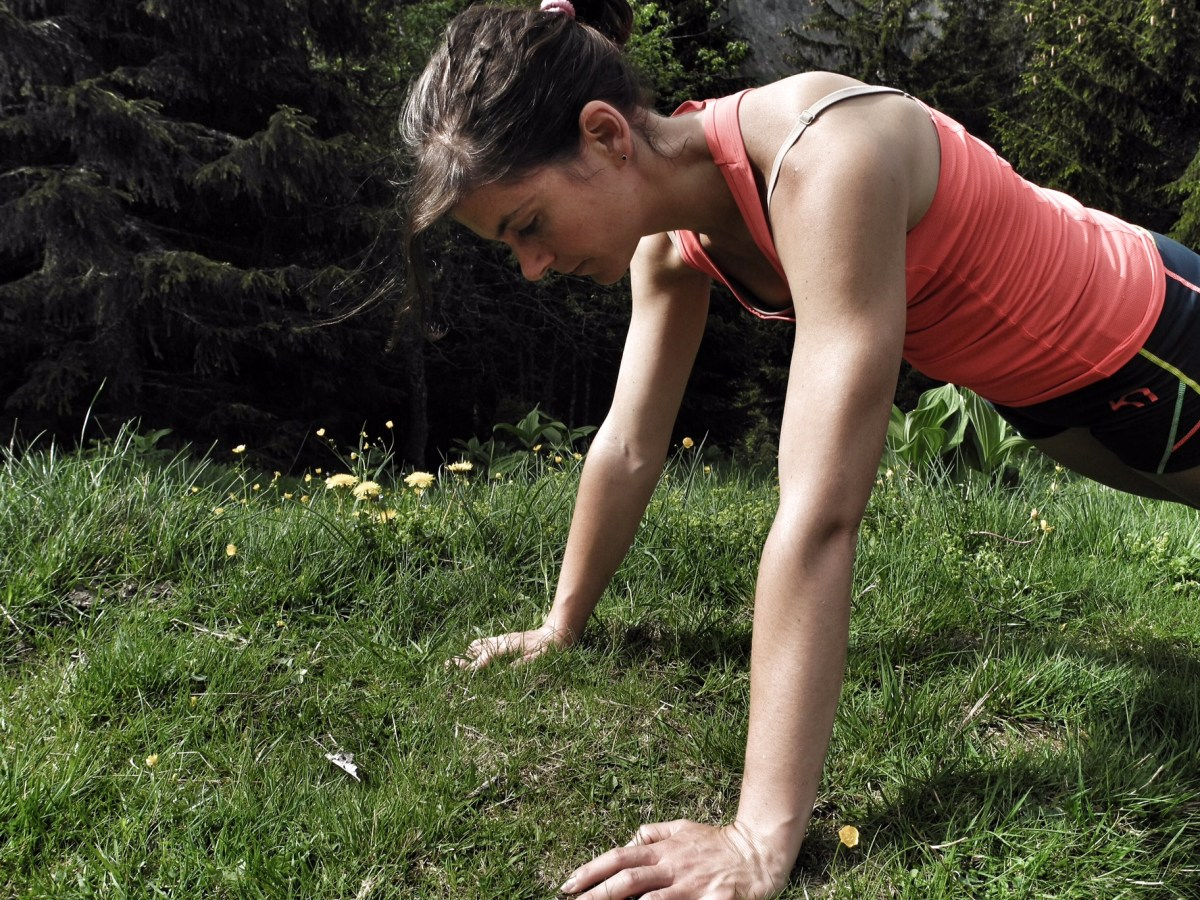 Quelques séances de préparation physique pour l'été