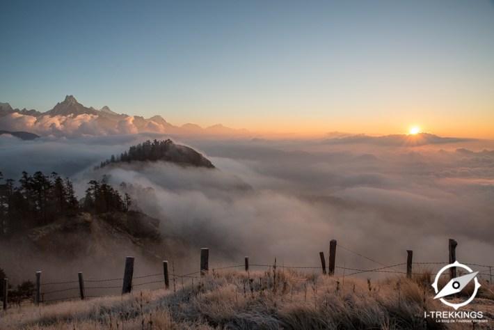 Nos meilleures randonnées à l'étranger- blogueurs- blog- i trekking Khopra trek Nepal