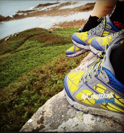 Test chaussures columbia montrail colorado II UTMB 3