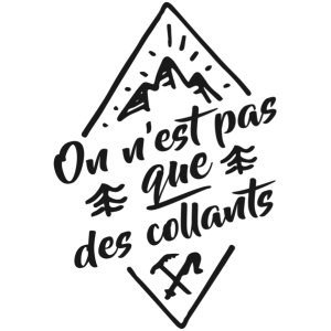 logo blog on n'est pas que des collants