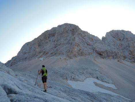 triglav en deux jours slovenie - randonnée