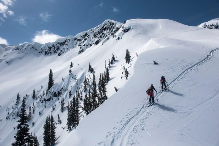 lange what's your goal ski de randonnée