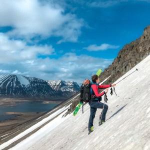 ski de rando en islande - Women s skimo project