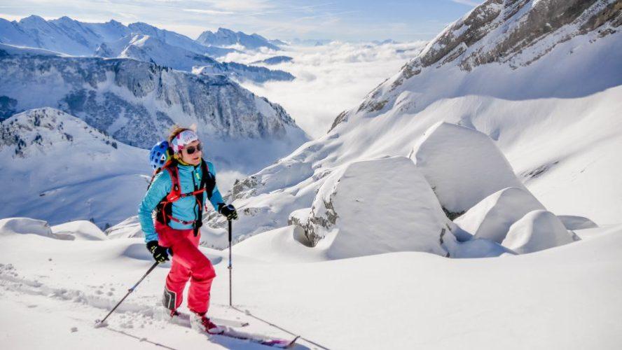 test stellar la sportiva chaussure ski de randonnée femme