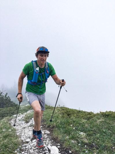 Millet Intense 15l trail test trail course