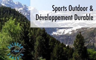 Sports outdoor & développement durable
