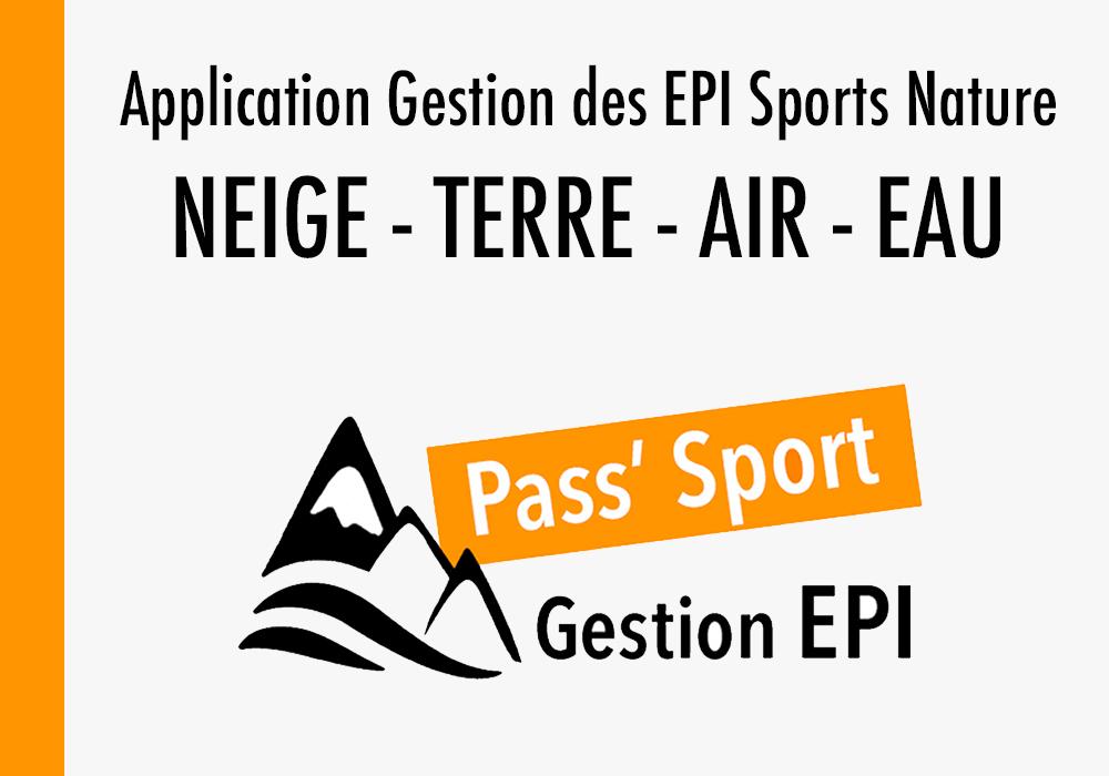 Pass'Sport Gestion EPI