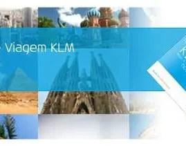 KLM está dando guia de viagens grátis