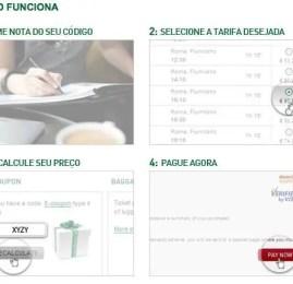 Alitalia oferece 20% de desconto nas classe Economica e Executiva