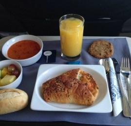 United First – Primeira Classe Doméstica – Airbus A320