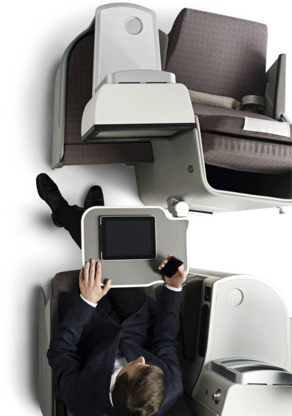 Iberia Executiva New Business Class