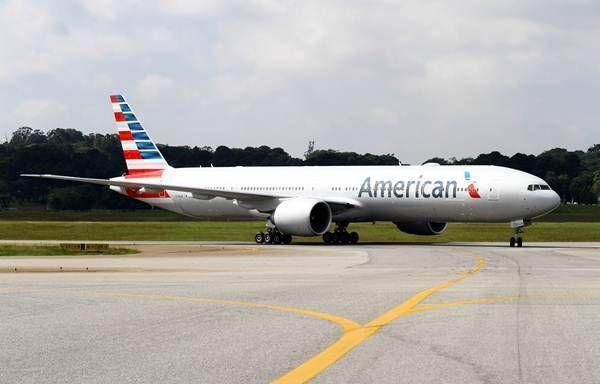 A American foi a primeira companhia aérea dos EUA a encomendar e receber o Boeing 777-300ER com tecnologia de ponta e planeja a chegada de 15 unidades até 2014