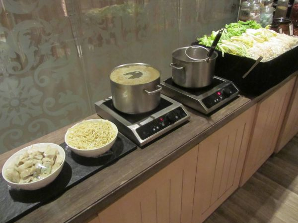 Hilton Wangfujing - Breakfast