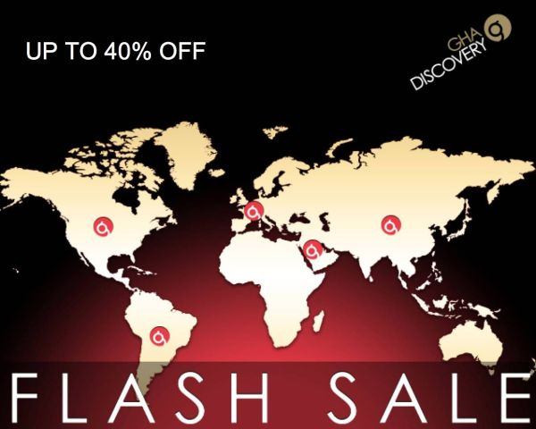 gha flash sale