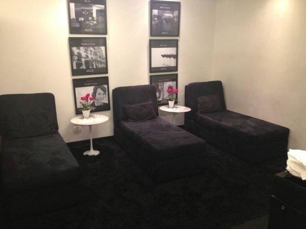 Sala VIP Mastercard Black