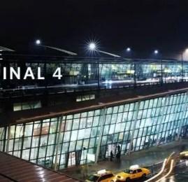 A Delta Airlines, a Autoridade Portuária de Nova York e Nova Jersey e o Terminal Internacional JFK inauguram o novo terminal de US$ 1.4 bilhão do Aeroporto Internacional JFK