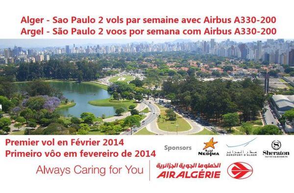 Imagem: Facebook Air Algérie