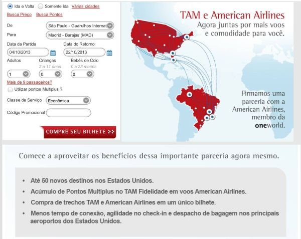 tam american airlines